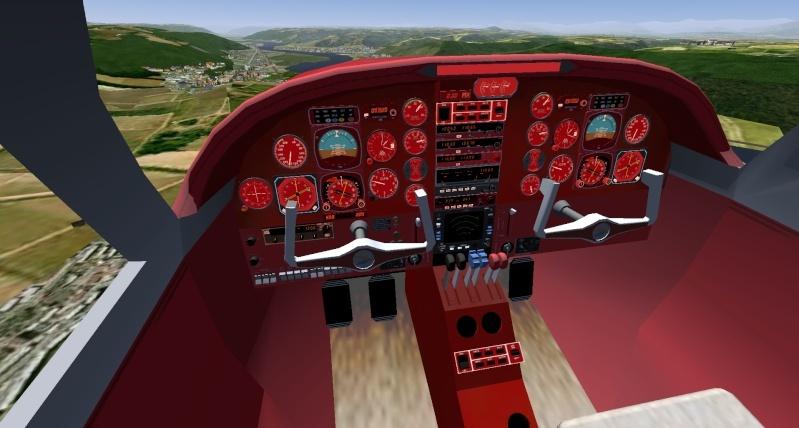 AEROSTAR 700 Fgfs-s84