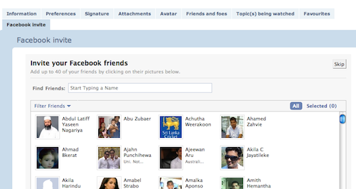 Invite Your Facebook Friends to the Forum - Page 2 Facebo10