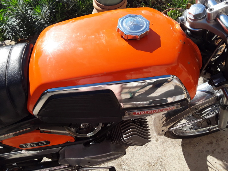 Motobécane 125 LT1  20200722