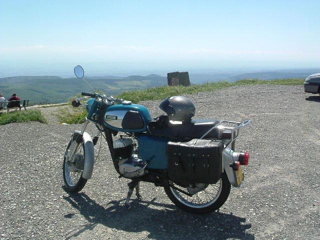 La moto de mes 16 ans. Autos152