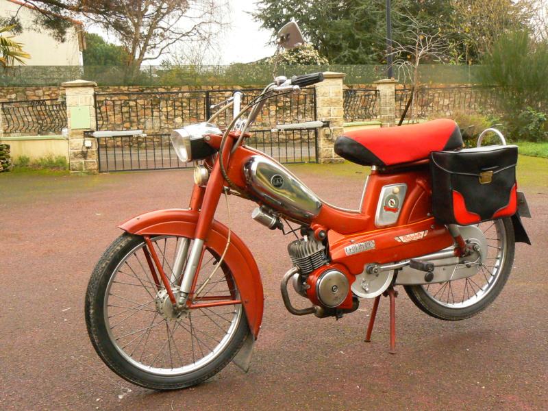 Daniel S le Vendéen et ses cyclos P1220419