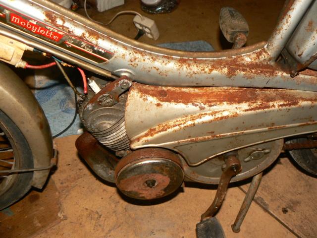 Daniel S le Vendéen et ses cyclos P1240210