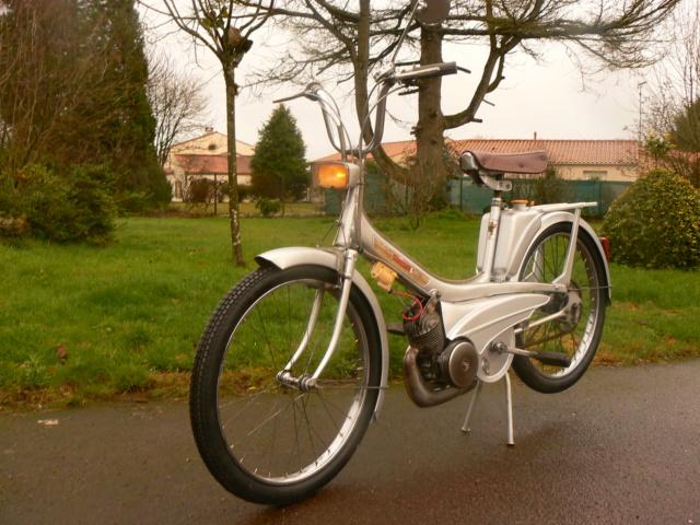 Daniel S le Vendéen et ses cyclos P1240510