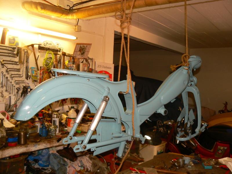 Mobylette AU88 Inicio de restauración - Página 5 P1250113