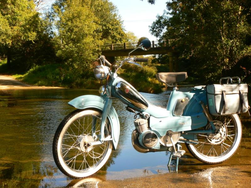 Mobylette AV 87 1958/59 P1250621