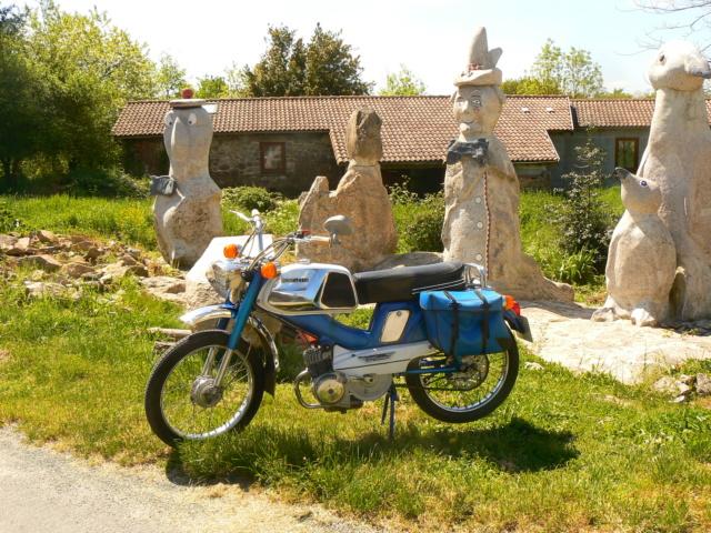 Daniel S le Vendéen et ses cyclos - Page 3 P1260318