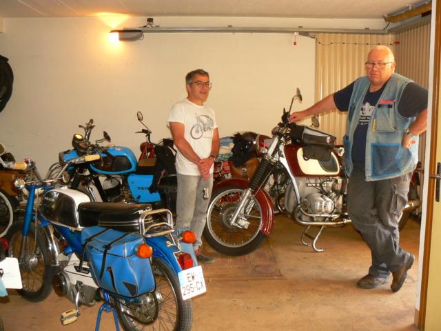 Visite de motards en MZ et BMV P1260825