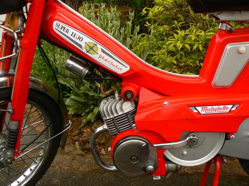 """Mobylette GAC 188 """" Super Lujo """" P1270311"""