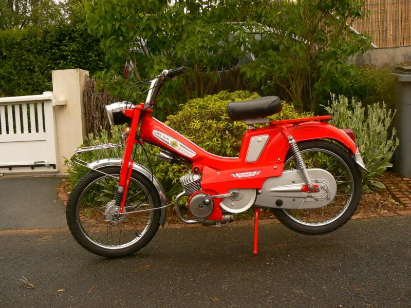 """Mobylette GAC 188 """" Super Lujo """" P1270312"""