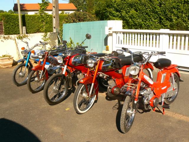 Daniel S le Vendéen et ses cyclos P1270328