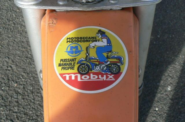 Mobyx  X7VL ( Motobécanne  ) P1270430