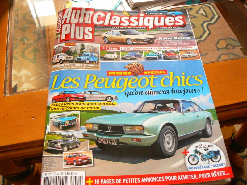 Une revue automobile qui parle de Motobobécane 88 P1270515