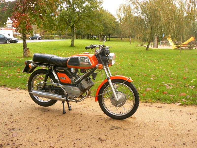 Motobécane 125 LT1  P1280217