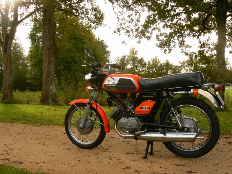 Motobécane 125 LT1  P1280218