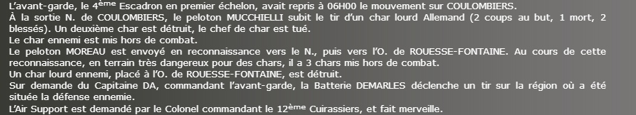 "char ""Amiens"" du 4ème Escadron, 12ème Cuirs ?? New-610"