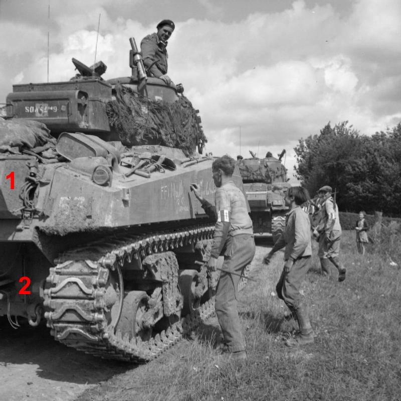 M4A2 Tailly et ambiance Paris 44 sur ibé S-l16010