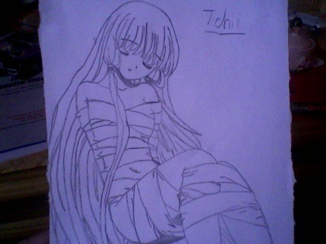dessin amateur manga Photos10