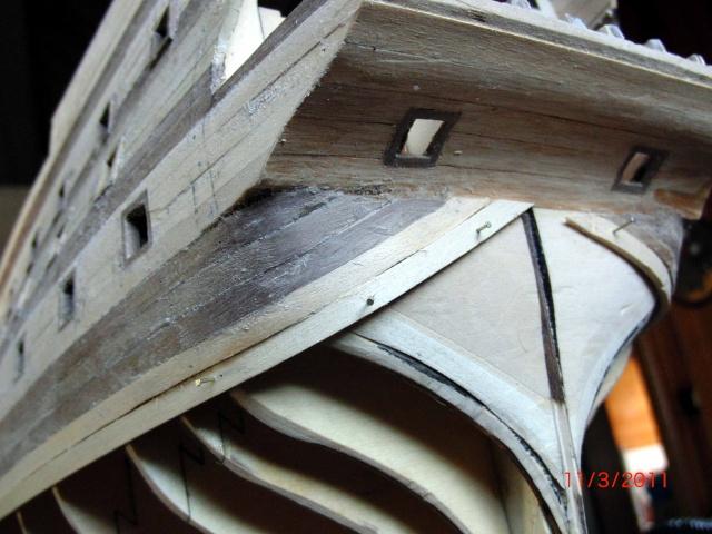 Huberts Baubericht Victory aus Holz A_plan13
