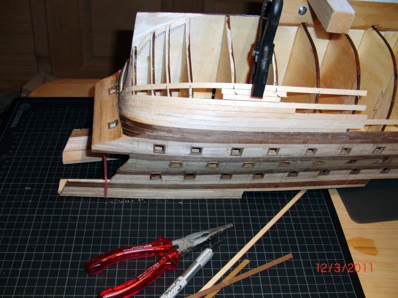 Huberts Baubericht Victory aus Holz A_plan16