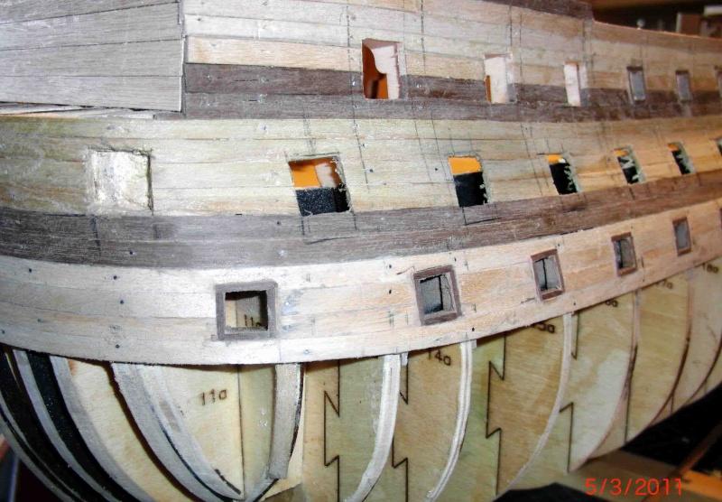 Huberts Baubericht Victory aus Holz Aa_sta15