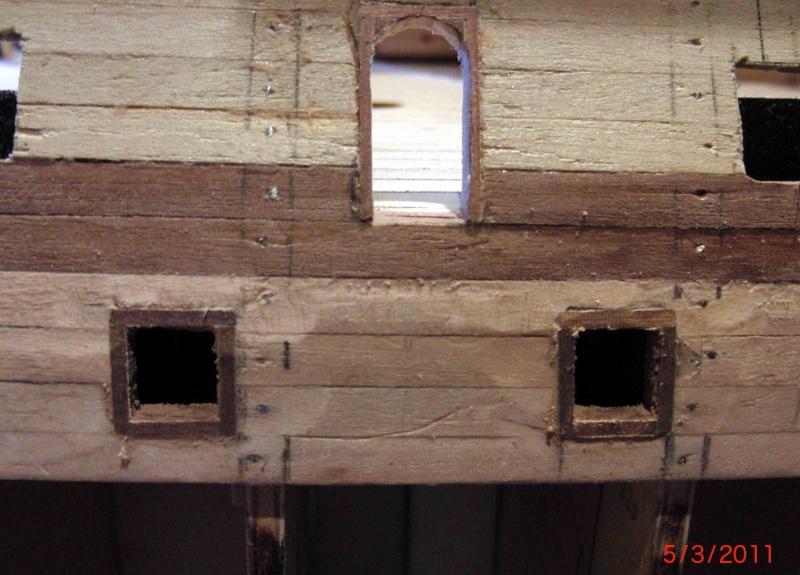 Huberts Baubericht Victory aus Holz Aa_sta16