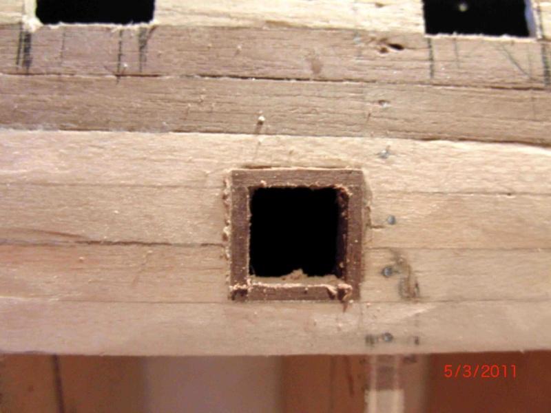 Huberts Baubericht Victory aus Holz Aa_sta17