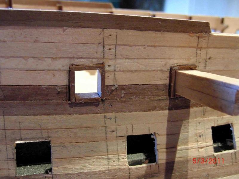 Huberts Baubericht Victory aus Holz Aa_sta22