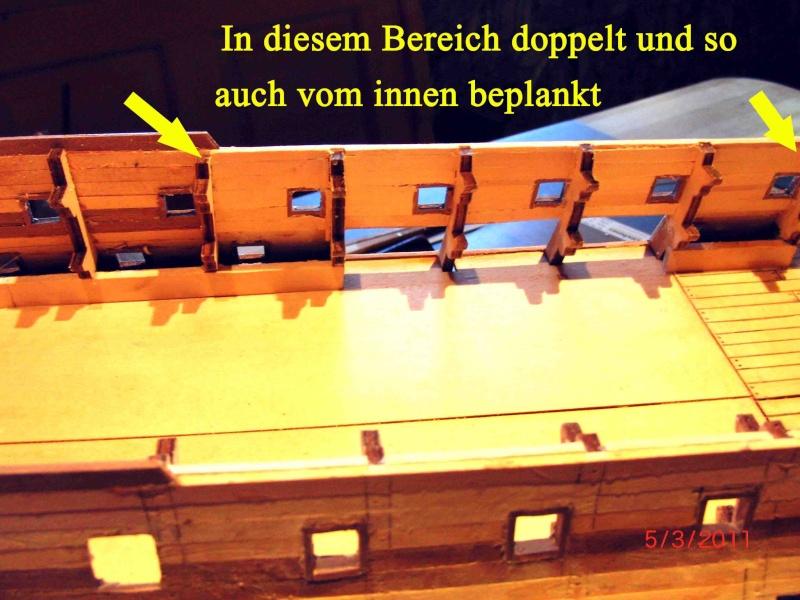 Huberts Baubericht Victory aus Holz Aa_sta23