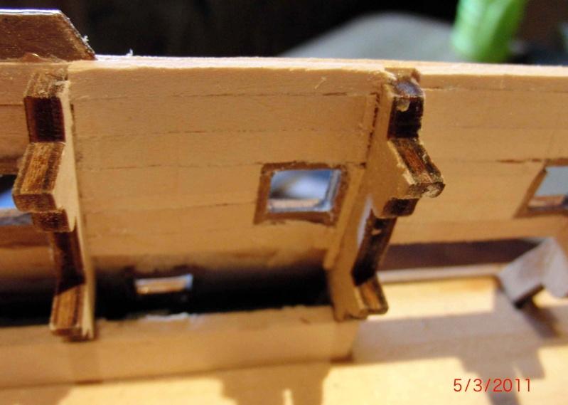 Huberts Baubericht Victory aus Holz Aa_sta24