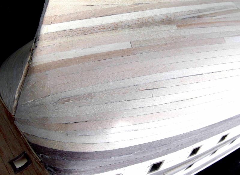 Huberts Baubericht Victory aus Holz Bau-vi13