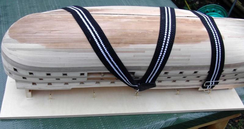 Huberts Baubericht Victory aus Holz Bau-vi15