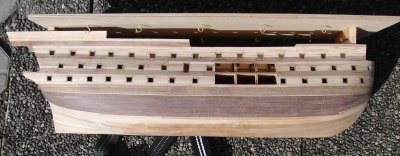 Huberts Baubericht Victory aus Holz V-dopp15