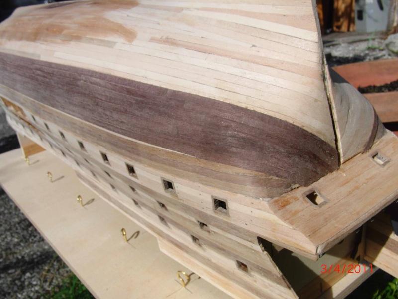 Huberts Baubericht Victory aus Holz V-dopp16