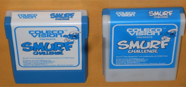 [Coleco] SMURF CHALLENGE (Homebrew) Smurf_10