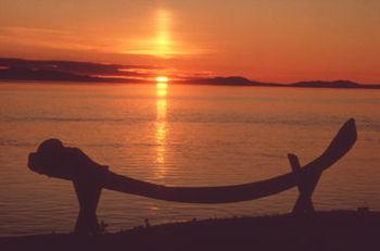 شمس في منتصف الليل Sunset10