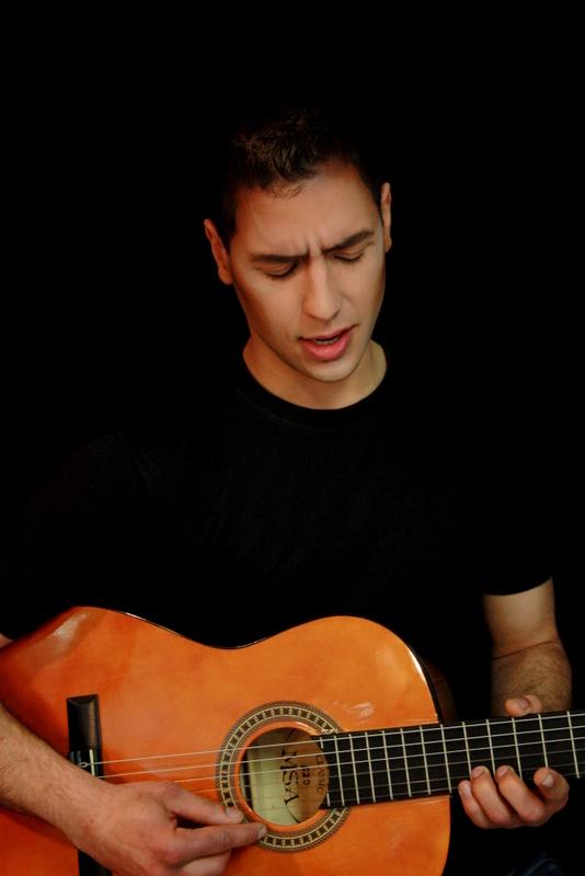 Dossier d'option Bodypainting thème flamenco Photo_11