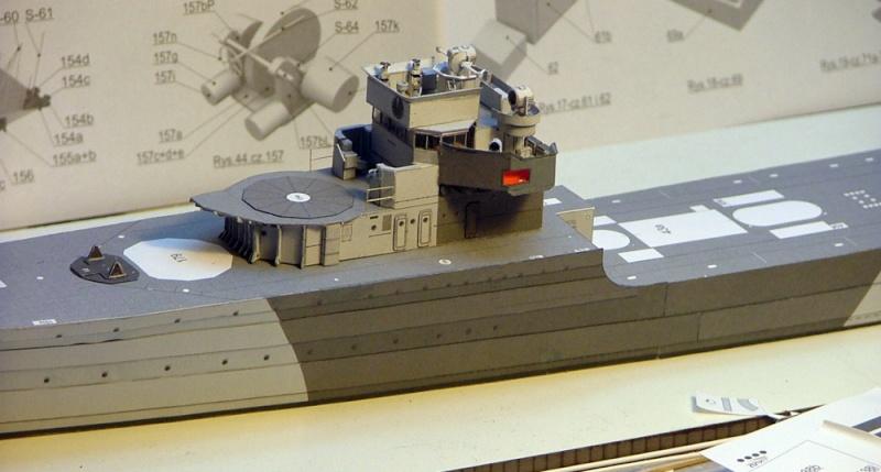 Contre-torpilleur Jaguar - 1/200 Dscf3910