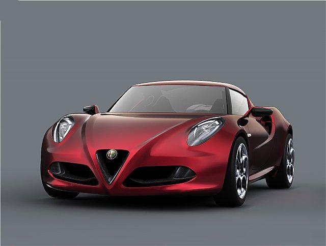 Nuove Auto e Moto Alfa-r11