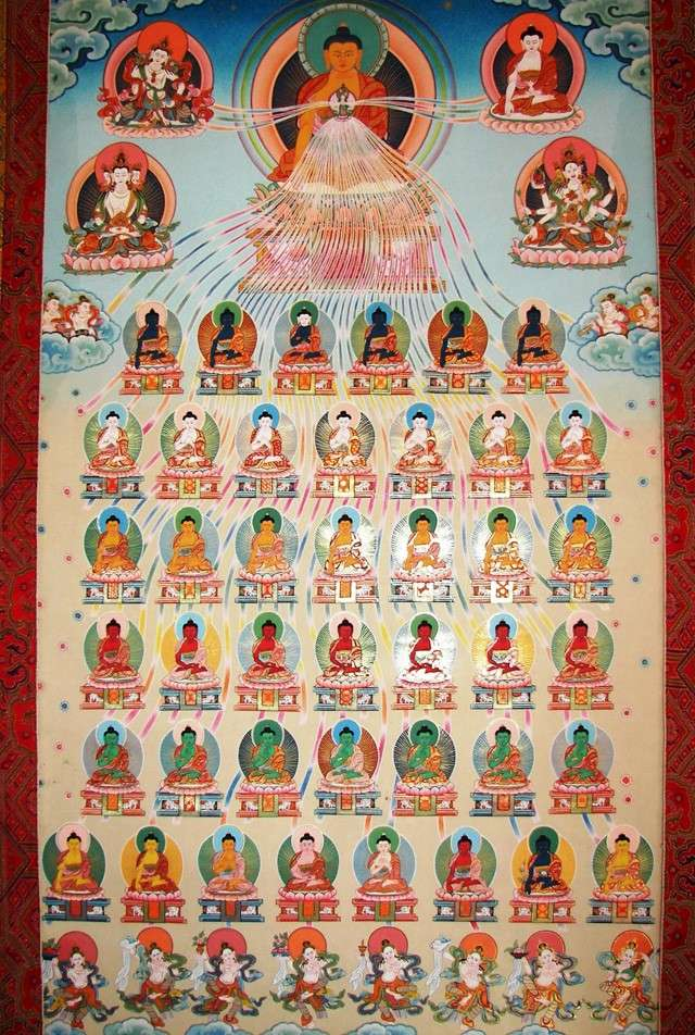 suttra des 35 boudhas Buddha10