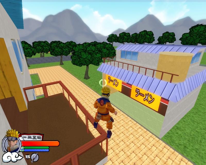 Mapa - Mini Village E15d6510