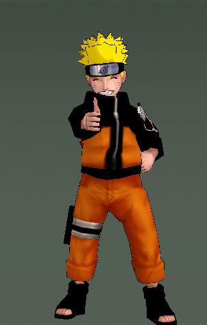 Skin - Naruto Shippuuden Naruto10