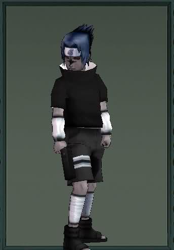 Skin - CS2 Sasuke Previe11