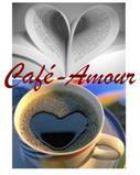 """<P align=center><FONT COLOR=""""#0000FF"""">Café-amour</font></center>"""