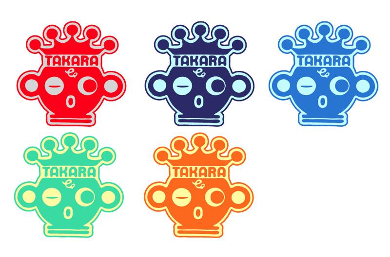 Takara Logo (updated w/ T-Shirt Designs) More_c10