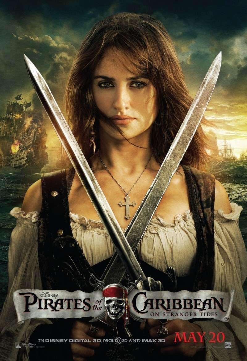 Pirates of The Caribbean - On Stranger Tides Penelo10