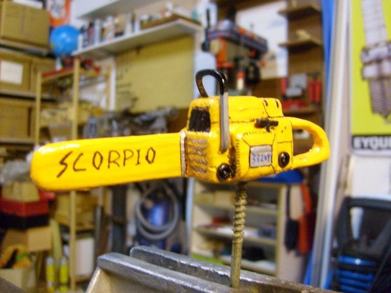 """HSP 1/8 """" EL SCORPIO """" S6302126"""