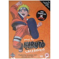Naruto Unleashed: Advertisement N1_21010