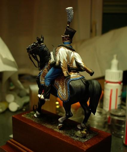 colonel 5eme hussard Cavali10