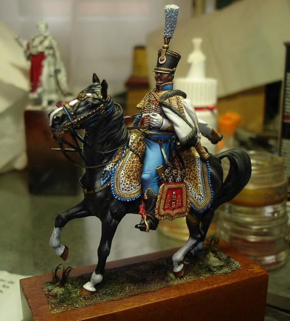 colonel 5eme hussard - Page 2 Cavali14