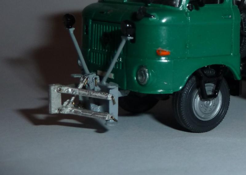 IFA W50 Dreiseitenkipper Schnee10